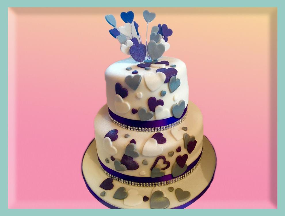 Derbyshire Cakes